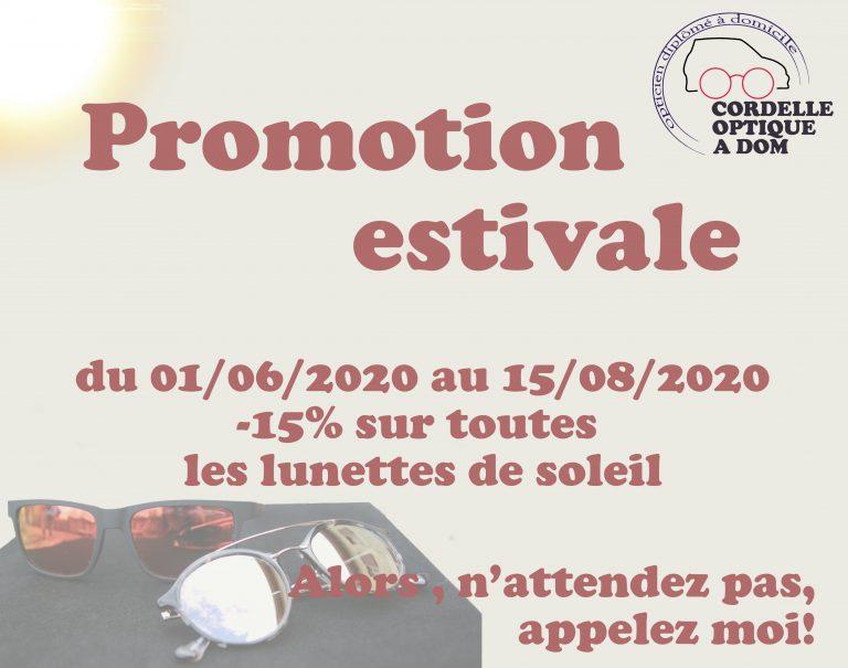 promotion estivale